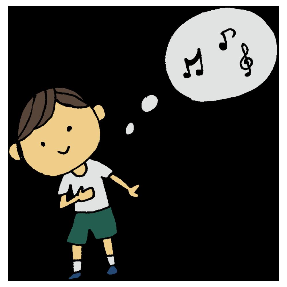手書き風,心の中,歌う,心,思う,考える,ソング,歌,コロナ対策,ウイルス対策,コロナ,コロナウィルス,学校,音楽の授業,音楽,新型コロナ,新型コロナ対策