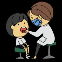 手書き風,人物,健診,検診,健康診断,チェック,保健,学校,男の子,歯科健診,歯科検診,歯科,歯,は,むし歯,しかけんしん,歯並び