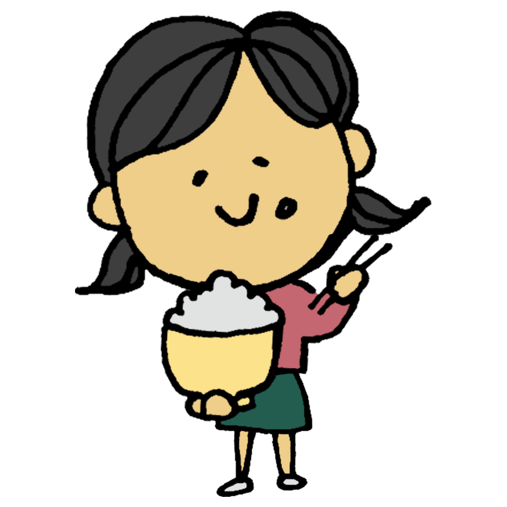 白米,米,お米,食べる,白飯,ご飯,飯,茶碗,食事,料理,食欲,栄養,女の子,人物,食べる,一杯,いっぱい食べる,美味しい