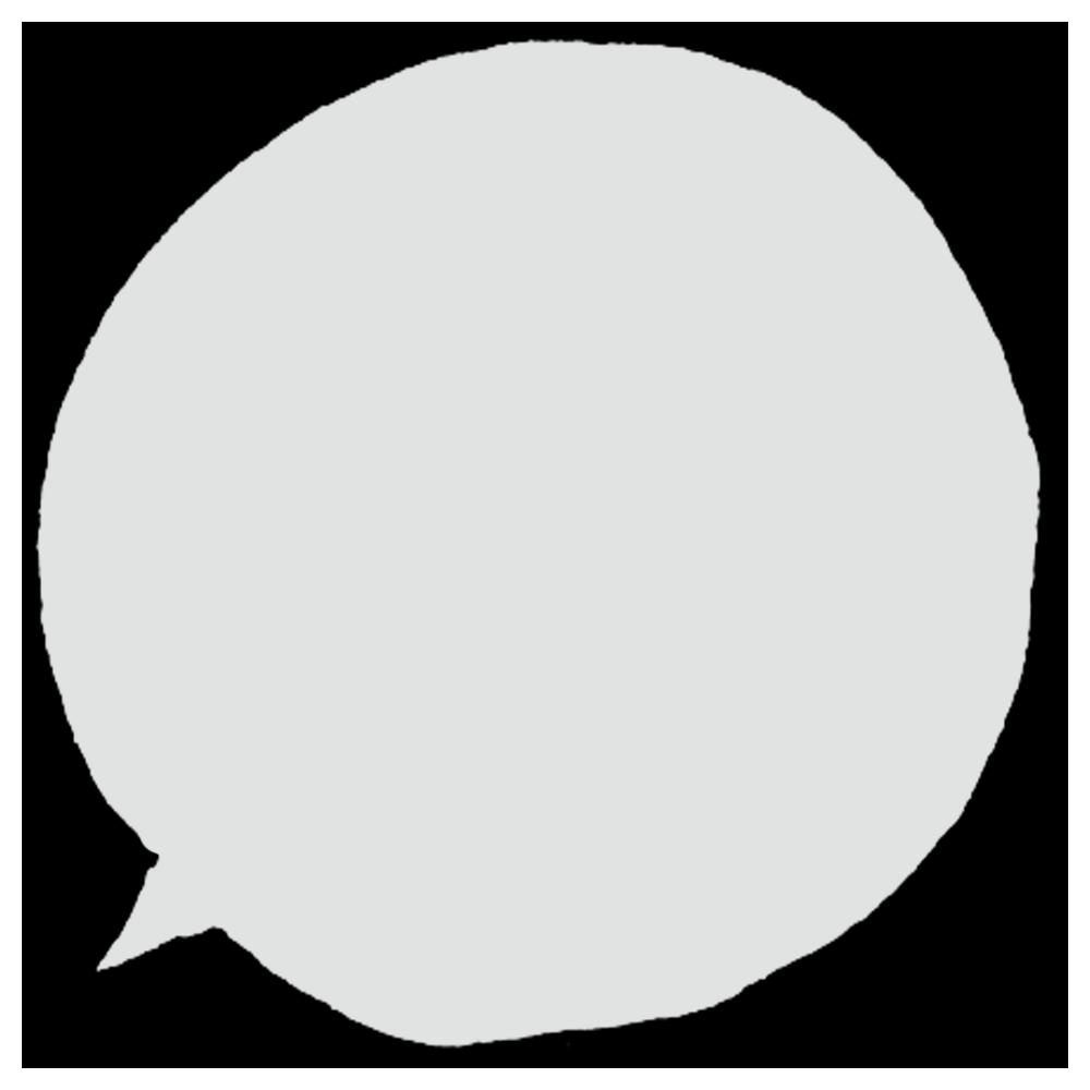 手書き風,フキダシ,吹き出し,まんまる,丸,まる,ふきだし,吹出,会話,思う,記号,感情,台詞,会話,話す