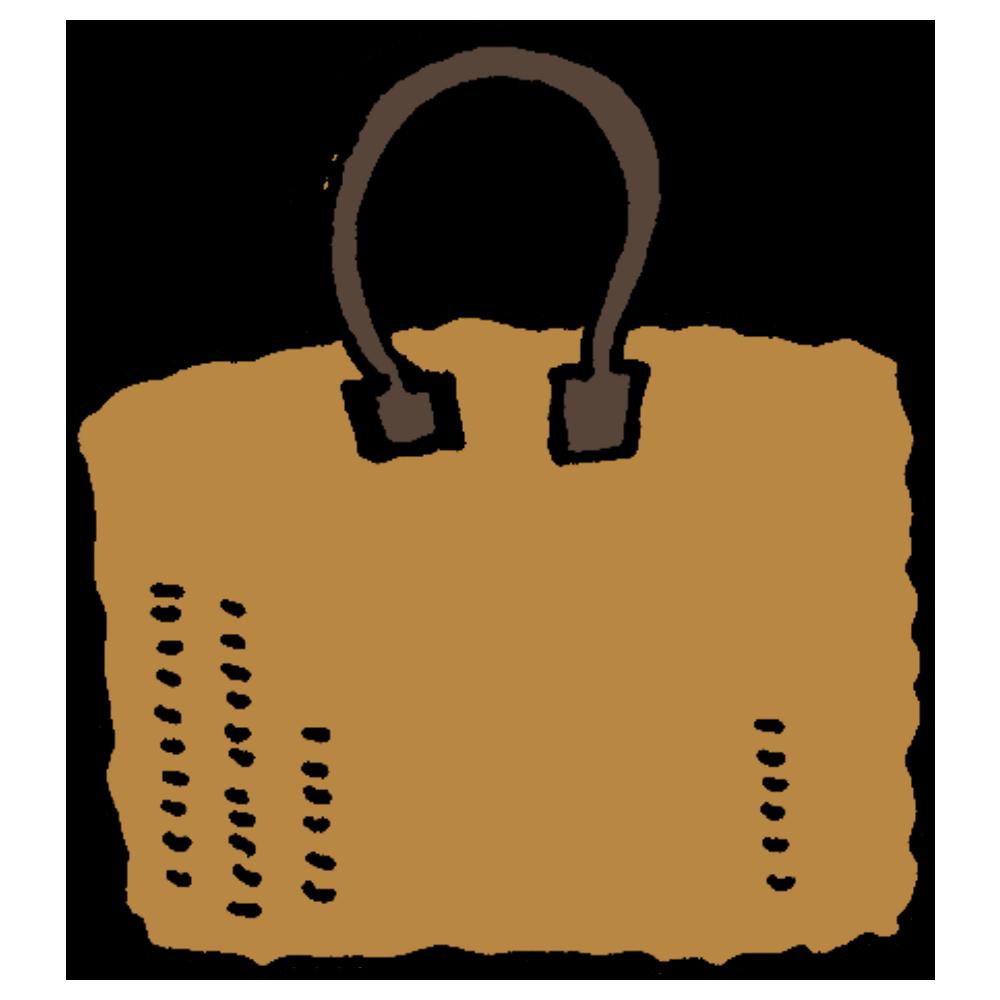手書き風,ファッション,バッグ,バック,持つ,荷物,手荷物,外出,おでかけ,持物,持ち物,カゴ,編む,カゴバッグ,カゴバック,夏,7月,8月,涼しげ,さわやか,持つ,ハンドバック,ハンドバッグ