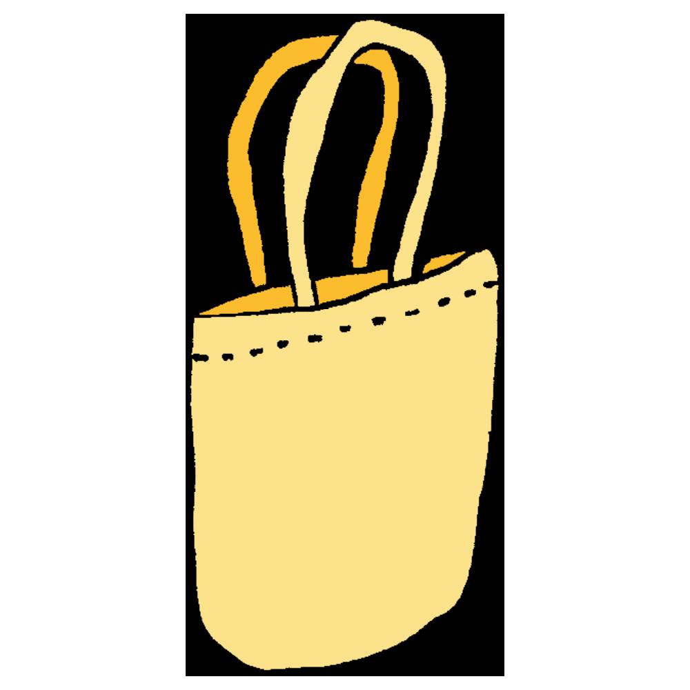 おでかけ,バック,バッグ,ファッション,外出,手書き風,手荷物,持ち物,持つ,持物,荷物,薄手,トートバッグ,トートバック,キャンパスバッグ,A4サイズ