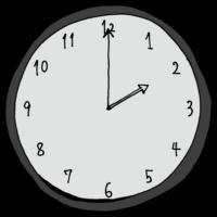 2時,14時,アナログ,時計,AM,PM,時間,時間の勉強,数字,記号,電化製品,インテリア,計る,午前,午後