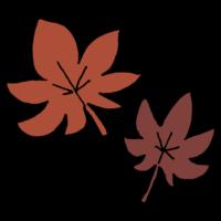 手書き風,葉,紅葉,こうよう,綺麗,秋,9月,10月,11月,葉っぱ,木,観光,旅行,もみじ,紅葉狩り,季節,植物,モミジ