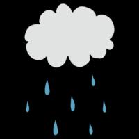 手書き風,天気,景色,風景,空,雨雲,雲,くもり,雨,あめ,雲から雨,雨が降る,天候,雨模様,水,梅雨,雨降り,降る,悪天候
