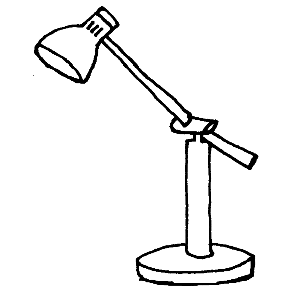 手書き風,デスクライト,スタンドライト,フロアライト,電球,電気,明るい,灯り,眩しい,ライト,光,机の上,電気,電化製品
