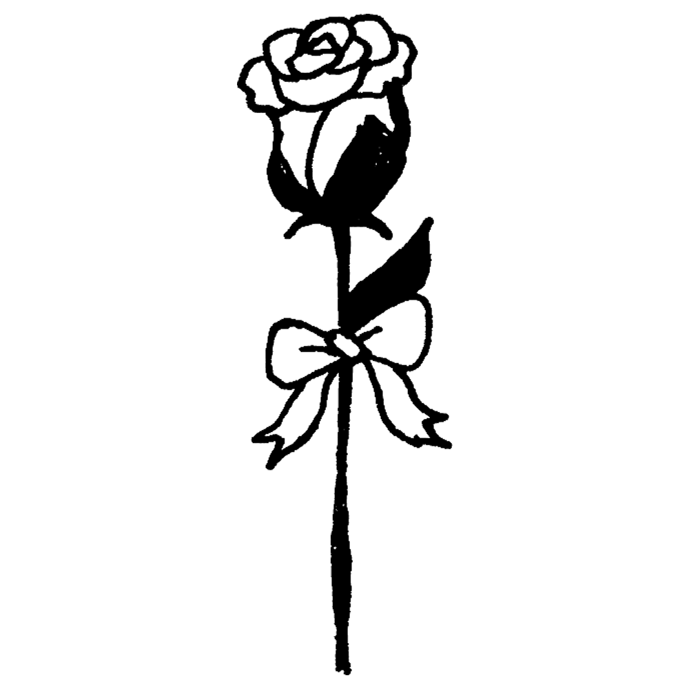 手書き風,バラ,黄色,植物,リボン,プレゼント,イベント,6月,第3日曜日,日曜日,イベント,感謝,お礼,ありがとう,大好き,花,薔薇,ばら,キレイ,綺麗,一輪