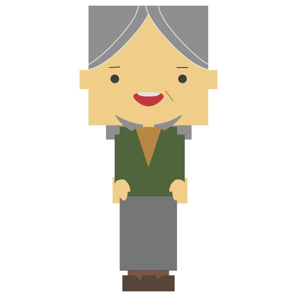 シンプル,人物,主婦,おばあちゃん,おばあさん,私服,女性