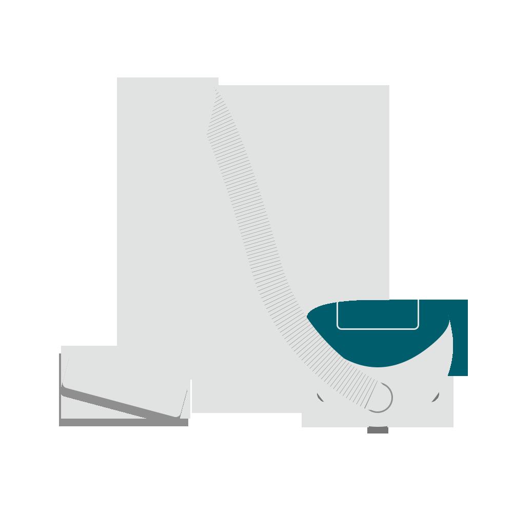 掃除機のフリーイラスト