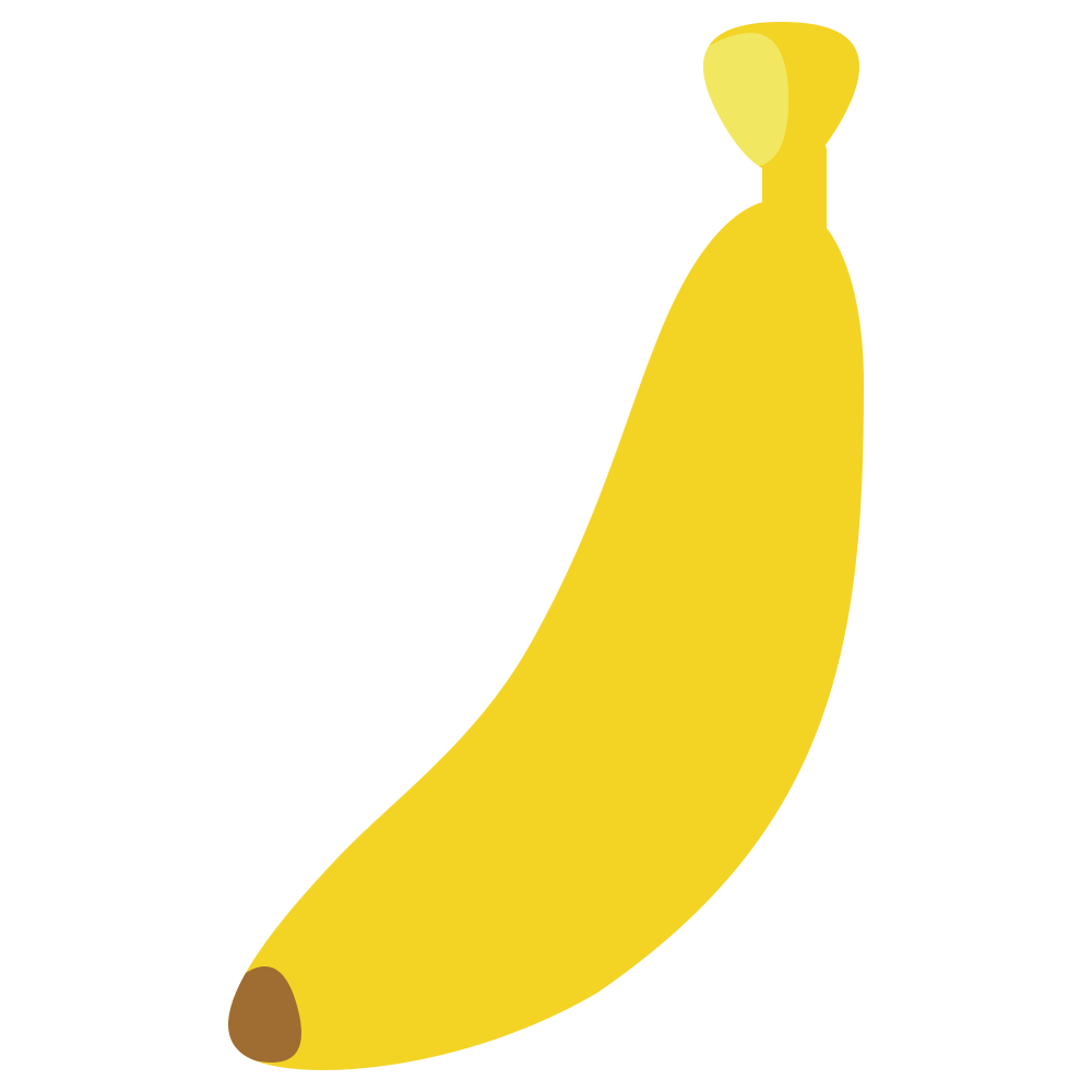 シンプル,食べ物,果物,バナナ