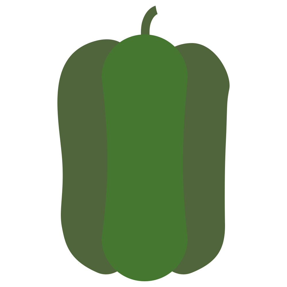 シンプル,食べ物,野菜,ピーマン