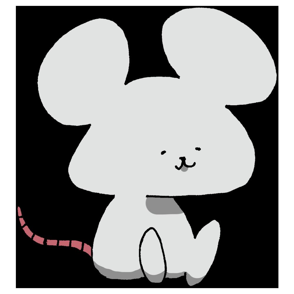 ボールペン描き,ねずみ,ネズミ,鼠,哺乳類,動物,干支