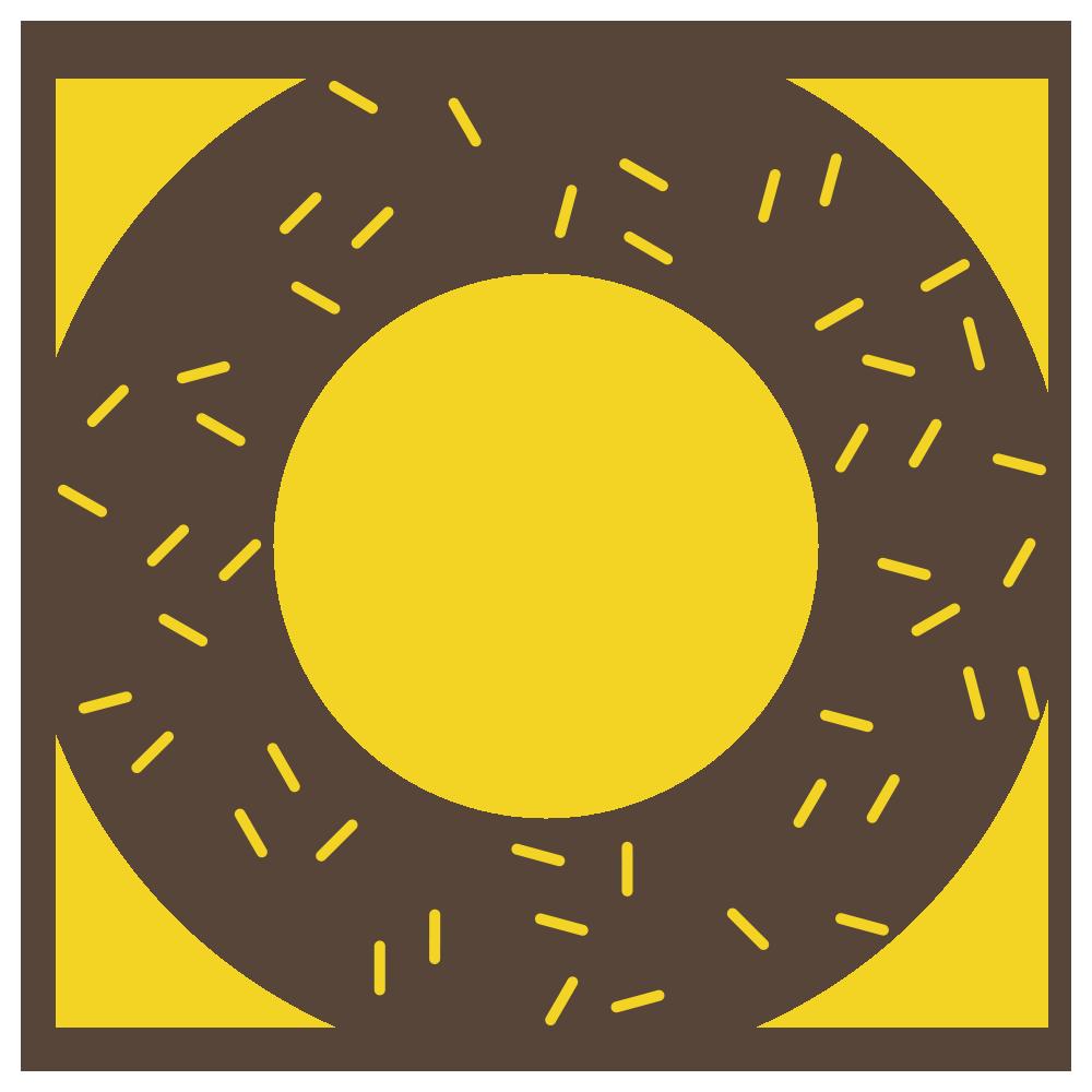 チョコレート,ドーナツ,シンプル,食べ物,スイーツ,甘い