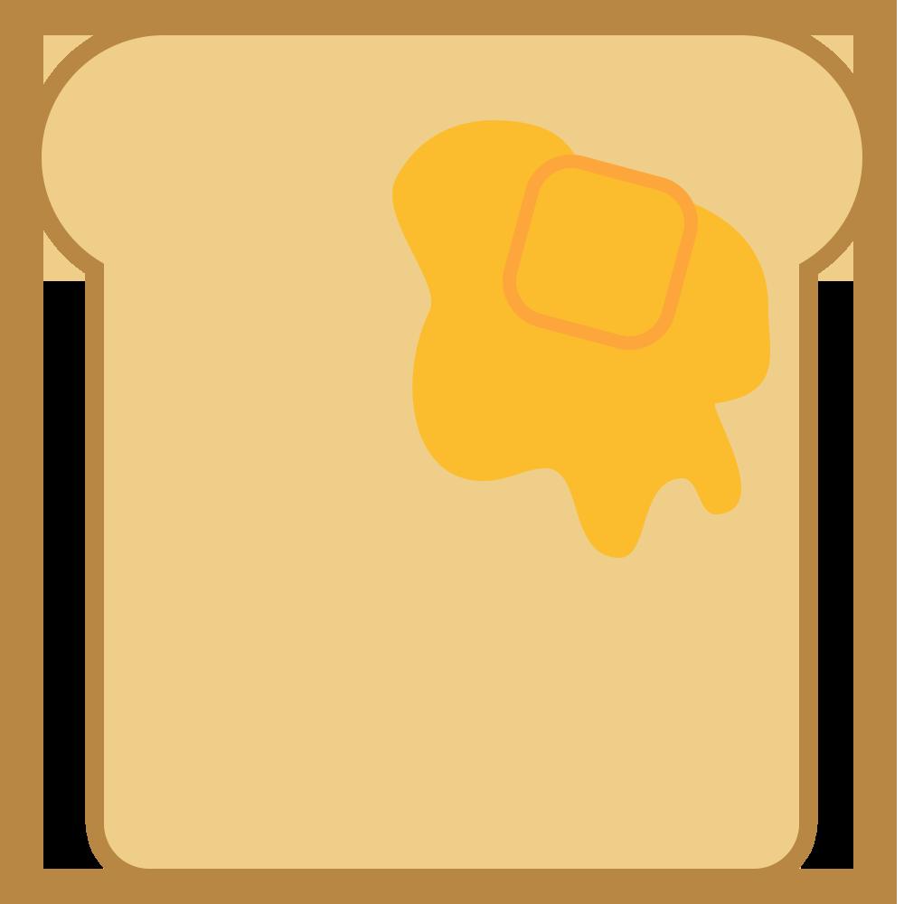 シンプル,食べ物,食パン,バター