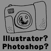 「Illustrator」「Photoshop」について
