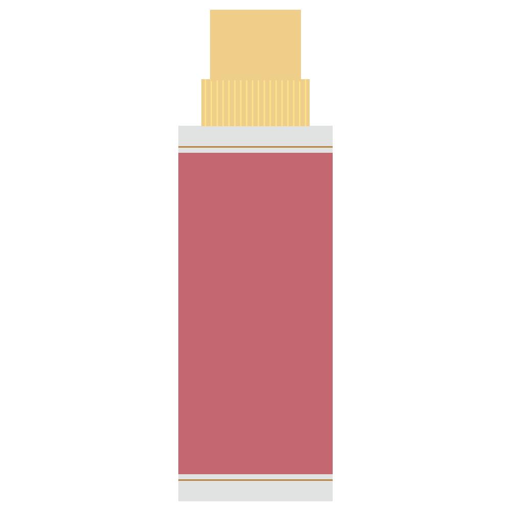 洗濯用洗剤・柔軟剤の容器のフリーイラスト