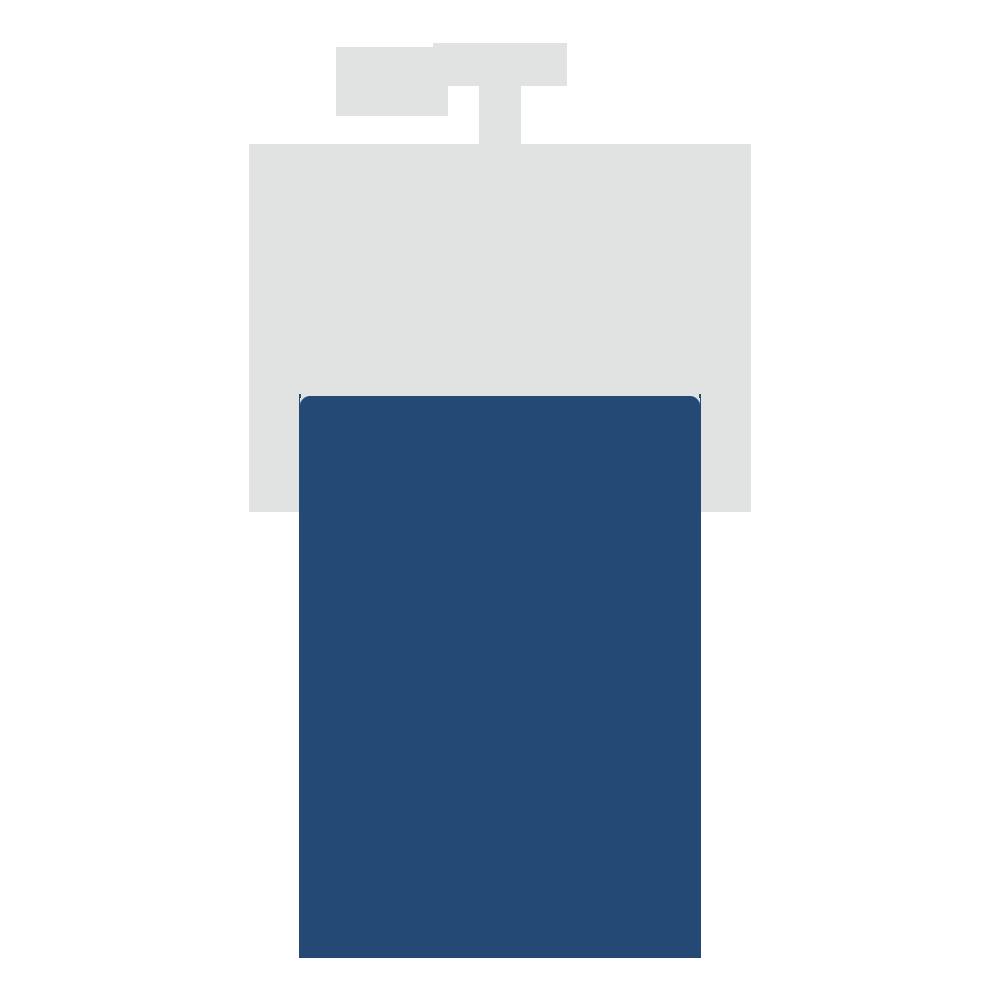 ポンプの容器のフリーイラスト