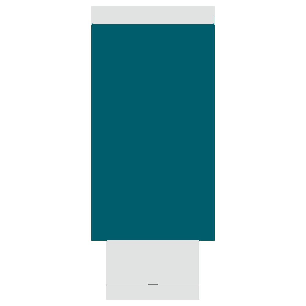 歯磨き粉のフリーイラスト