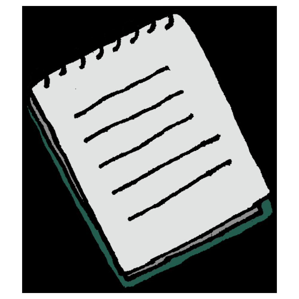 メモ帳,忘れ物,文房具,手書き風,ノート,物