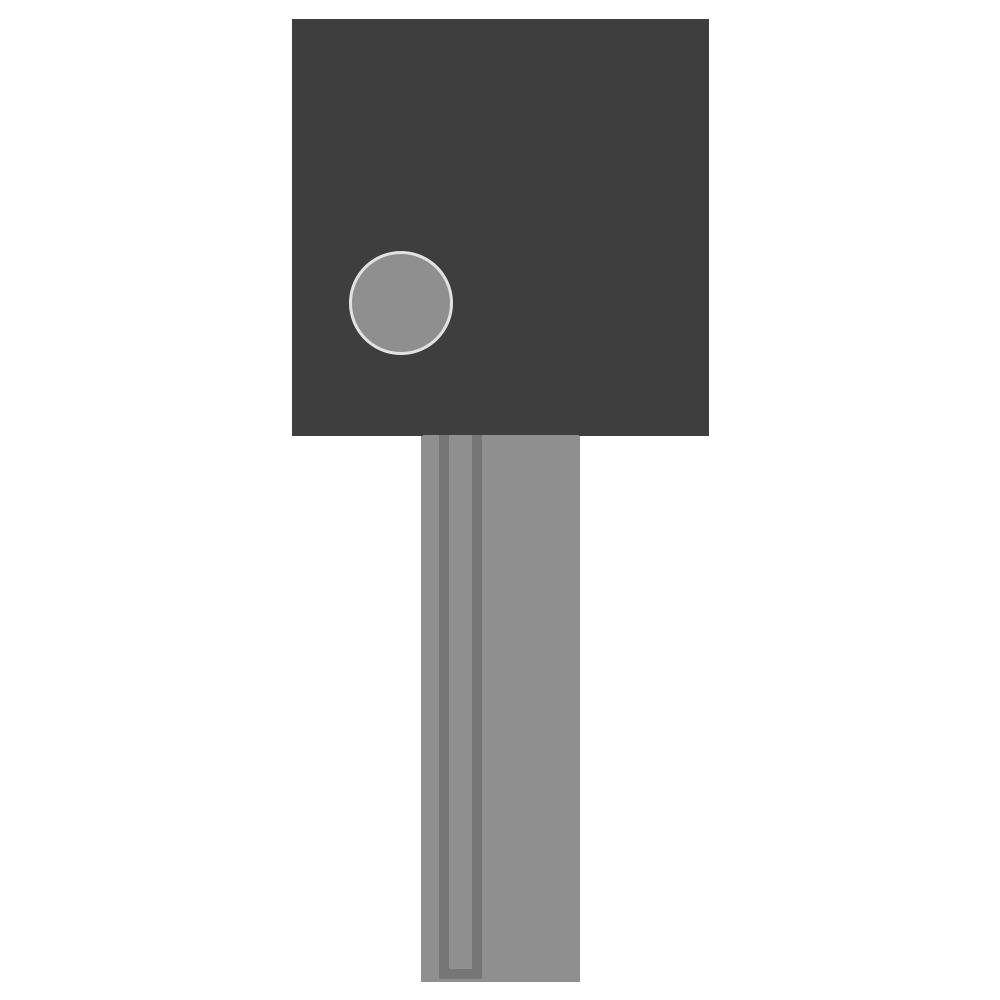 車の鍵のフリーイラスト