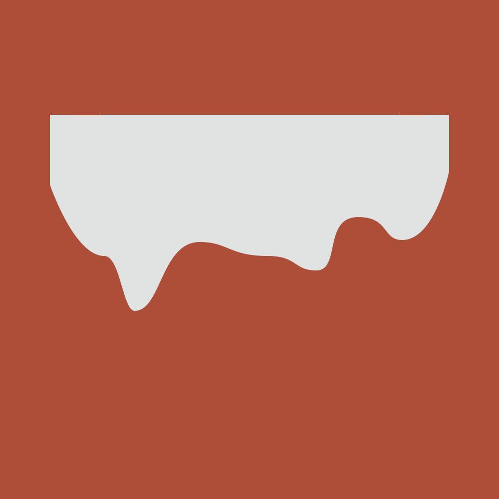 梅干しを作る壺のフリーイラスト
