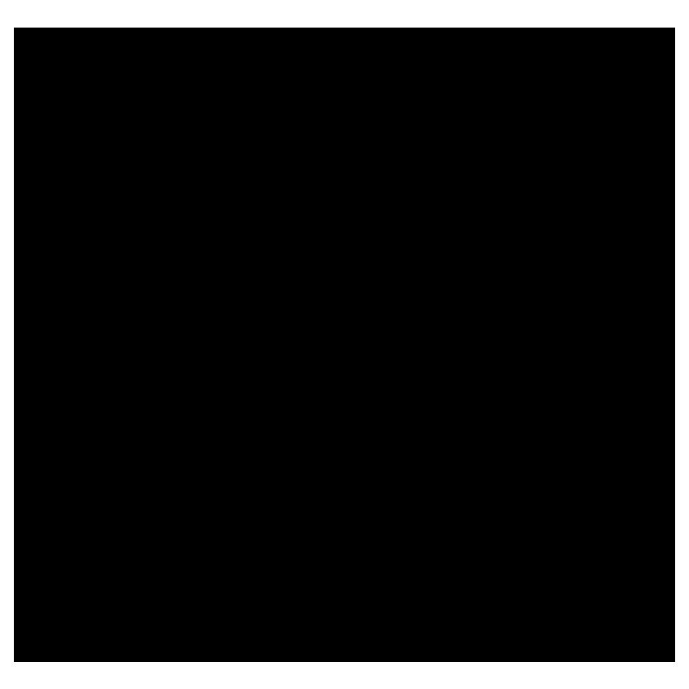 散りばめられた三角形のフリーイラスト