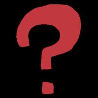 手書き風,記号,?,?,疑問,問題,わからない,しらない,不思議,はてな,クエスチョンマーク,クエスチョン,なぜ,どうして,知らない